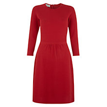 Buy Hobbs Lauri Dress, Cherry Online at johnlewis.com