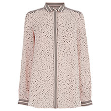 Buy Warehouse Spot and Stripe Shirt, Multi Online at johnlewis.com