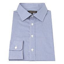 Buy Jaeger Blurred Gingham Shirt Online at johnlewis.com