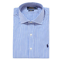 Buy Polo Ralph Lauren Bengal Stripe Poplin Shirt Online at johnlewis.com