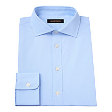 Buy Jaeger Poplin Point Collar Shirt Online at johnlewis.com