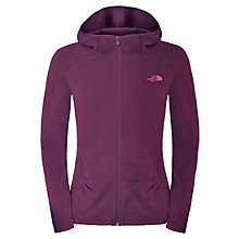 Buy The North Face 100 Long Sleeve Masonic Fleece Hoodie Online at johnlewis.com