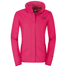 Buy The North Face Resolve Jacket, Fuschia Pink Online at johnlewis.com