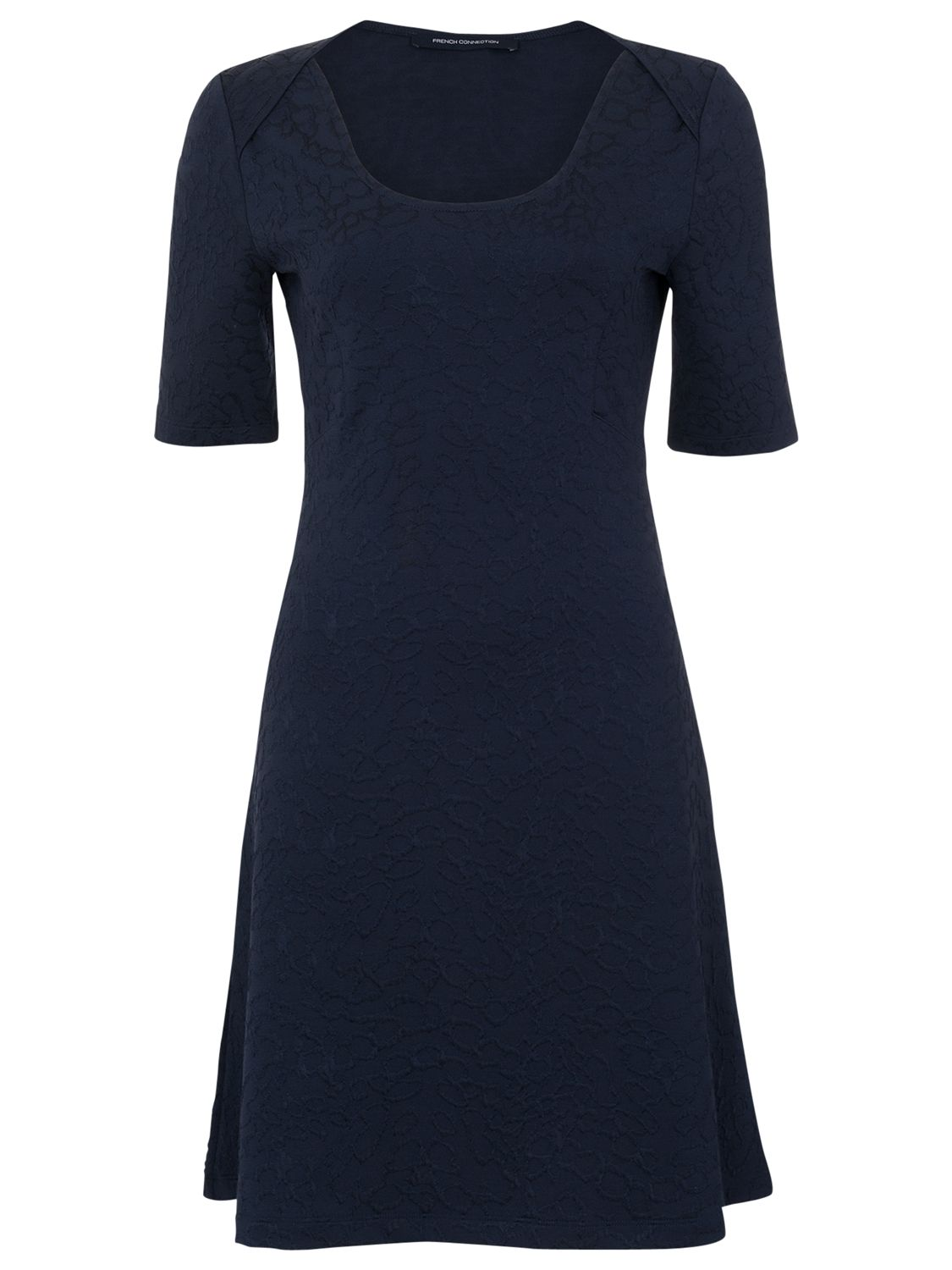french connection leopard moth jacquard dress nocturnal blue, french, connection, leopard, moth, jacquard, dress, nocturnal, blue, french connection, 12|10|16|8|14|6, women, womens dresses, special offers, womenswear offers, womens dresses offers, latest reductions, 1831291