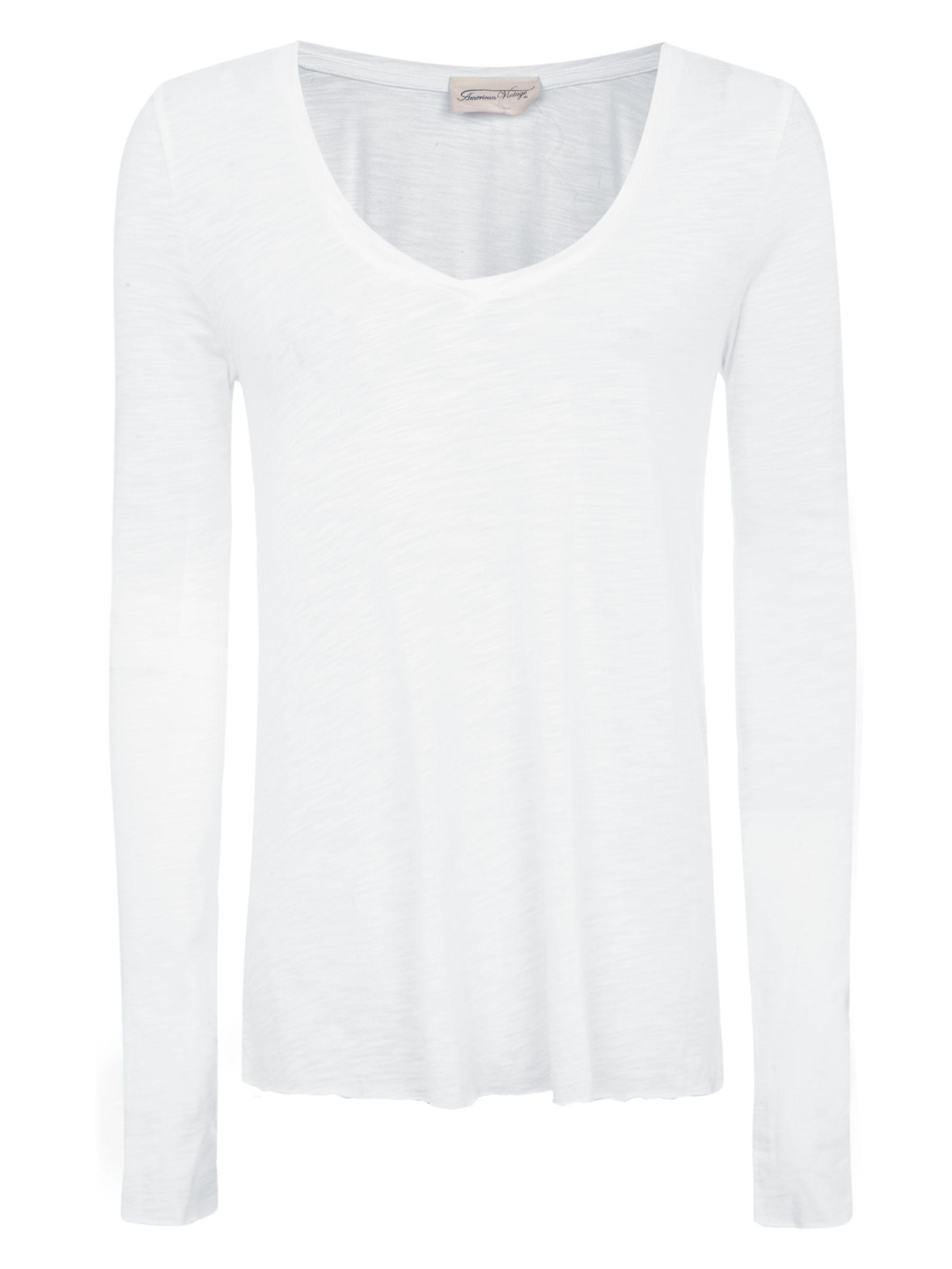 American vintage American Vintage Jacksonville Long Sleeve T-Shirt