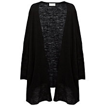 Buy American Vintage Linen Blend Wrap Cardigan Online at johnlewis.com