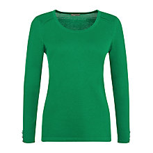 Buy Planet Jumper, Emerald Online at johnlewis.com