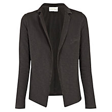 Buy American Vintage Jersey Blazer, Carbone Online at johnlewis.com