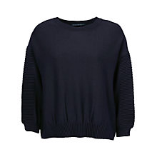 Buy French Connection Springtime Mozart Cotton Jumper Online at johnlewis.com