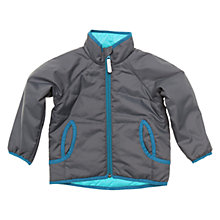 Buy Polarn O. Pyret Baby Reversible Jacket Online at johnlewis.com