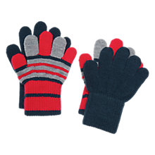 Buy Polarn O. Pyret Baby Magic Gloves, Pack of 2 Online at johnlewis.com