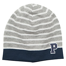 Buy Polarn O. Pyret Children's Knitted Hat Online at johnlewis.com
