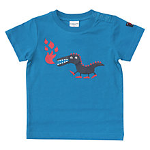 Buy Polarn O. Pyret Children's Animal T-Shirt Online at johnlewis.com