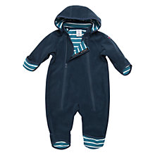 Buy Polarn O. Pyret Baby Fleecesuit Online at johnlewis.com