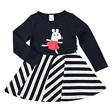 Buy Polarn O. Pyret Girl Mouse Dress Online at johnlewis.com