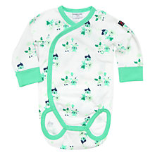 Buy Polarn O. Pyret Animal Bodysuit Online at johnlewis.com