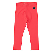 Buy Polarn O. Pyret Girls' Plain Leggings Online at johnlewis.com