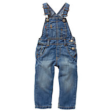 Buy Levi's Baby Dungarees, Denim Online at johnlewis.com