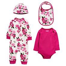 Buy Baby Joule Bundle of Joy Cat and Dog Gift Set, Multi/Pink Online at johnlewis.com