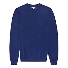 Buy Reiss Riddle Merino Wool Crew Neck Jumper Online at johnlewis.com