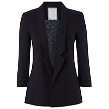 Buy White Stuff Coen Blazer, Navy Online at johnlewis.com