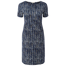 Buy White Stuff Pipil Dress, Navy Online at johnlewis.com