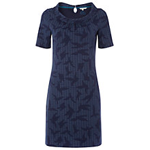 Buy White Stuff Final Plan Dress, Navy Online at johnlewis.com