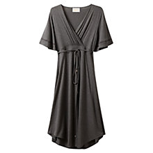 Buy East Kimono Sleeve Jersey Dress, Slate Online at johnlewis.com