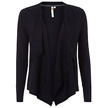 Buy White Stuff Waterfall Cardigan, Navy Online at johnlewis.com