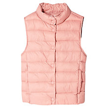 Buy Mango Kids Girls' Quilted Gilet Online at johnlewis.com