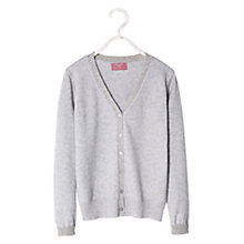 Buy Mango Kids Girls' Cardigan Online at johnlewis.com
