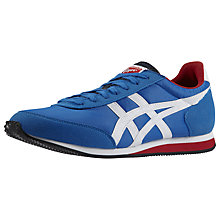 Buy Onitsuka Tiger Sakurada Suede Trainers Online at johnlewis.com