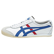 Buy Onitsuka Tiger Mexico 66 Suede Trainers Online at johnlewis.com