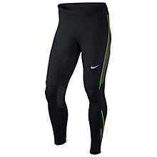 Buy Nike Dri-FIT Essential Running Tights, Anthracite Online at johnlewis.com