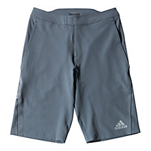 Buy Adidas Tennis Barricade Bermuda Shorts, Grey Online at johnlewis.com
