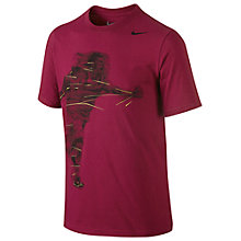 Buy Nike Boys' Neymar Hero TD T-Shirt Online at johnlewis.com