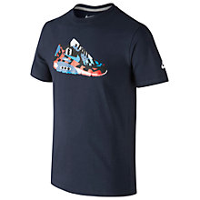 Buy Nike Boys' Air Max IN Jacquard TD T-Shirt Online at johnlewis.com