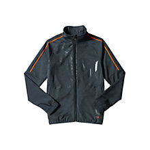 Buy Adidas Messi Boys' Track Jacket, Dark Grey Online at johnlewis.com