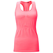 Buy Striders Edge Dynamic Elite Vest, Fluro Coral Online at johnlewis.com