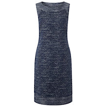 Buy White Stuff Elsey Shift Dress, Navy Online at johnlewis.com