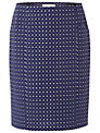 White Stuff Contemporary Skirt, Navy
