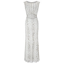 Buy Phase Eight Hope Wedding Dress, Ivory Online at johnlewis.com