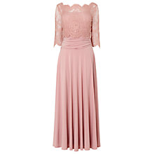 Buy Phase Eight Romily Maxi Dress, Pale Pink Online at johnlewis.com