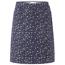 Buy White Stuff People Print Skirt, Navy Online at johnlewis.com