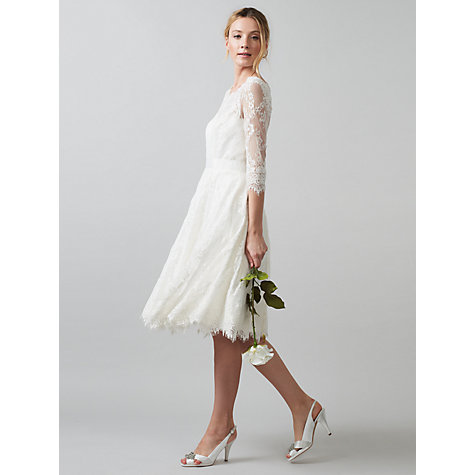 Buy phase eight bridal cressida wedding dress ivory for Phase eight wedding dress