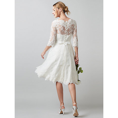 Buy phase eight bridal cressida wedding dress ivory for Phase eight wedding dresses