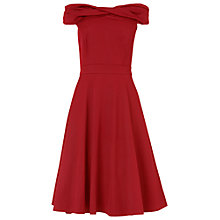 Buy Phase Eight Odette Grosgrain Dress Online at johnlewis.com