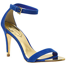 Buy Ted Baker Juliennas Suede High Heeled Sandals Online at johnlewis.com