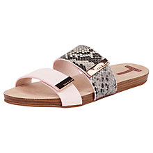 Buy Ted Baker Reisling Flat Sandals Online at johnlewis.com
