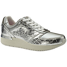 Buy Ted Baker Lwoire Textile Trainers Online at johnlewis.com